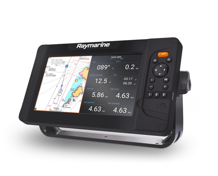 Raymarine - Element 9 S med Wi-Fi & GPS