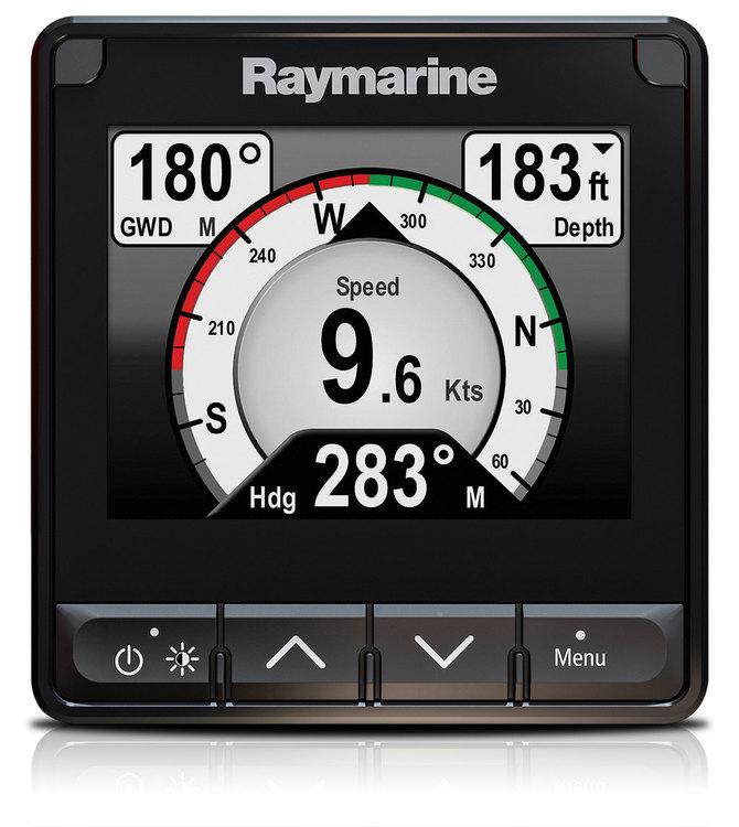 """Raymarine - i70s 4"""" multi-instrument färg"""