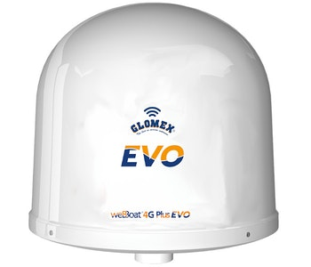 Glomex IT1004PLUSEVO - weBBoat 4G Plus EVO Dualsim