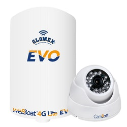 Glomex 152188 - weBBoat 4G Lite EVO + CamBoat