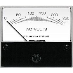 Blue Sea Systems 9354 - Analog voltmeter AC 250 V