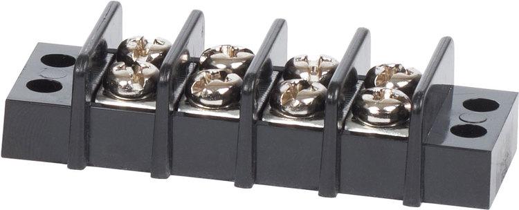 Blue Sea Systems 2404B - Kopplingslist TB mini 4-pol