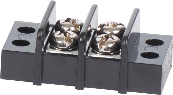 Blue Sea Systems 2402 - Kopplingslist TB mini 2-pol
