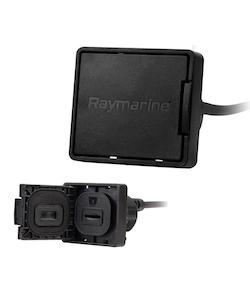 Raymarine - Skottmonterad SD kortläsare (RCR-1), 1m kabel