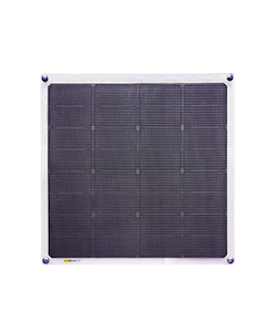 Sunbeam Systems - Solpanel Tough+ Carbon 55W 563 x 554 mm