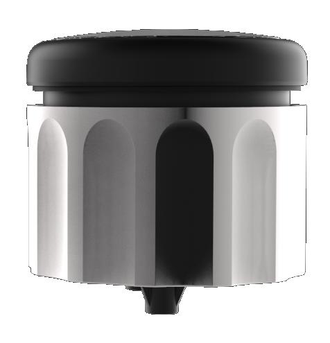 Veratron - VL Flex 52, universalinstrument för analoga givare, NMEA 2000 och LIN, programmeras med app