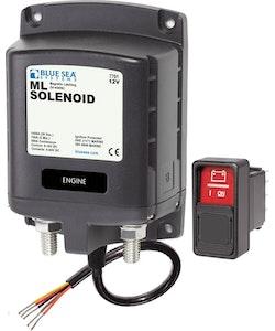 Blue Sea Systems 7701 - Fjärrstyrd solenoid 500A 12V
