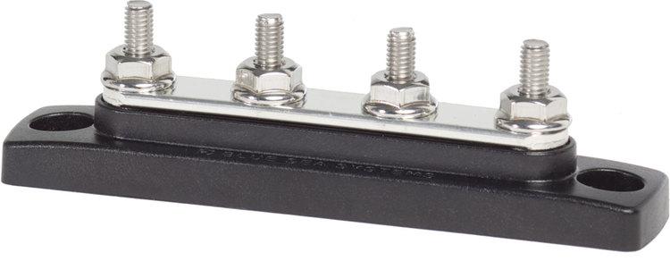 Blue Sea Systems 2305B - Kopplingsplint MiniBus 4 bult