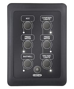 CZone - Keypad IPX7 Vertikal