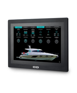 CZone - Panel Touch 10, KIT