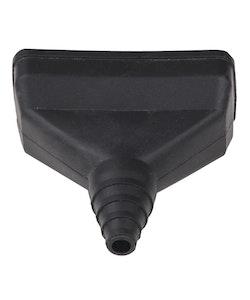 CZone - Tätningskydd för OI/MOI 6 tråd, svart silikon