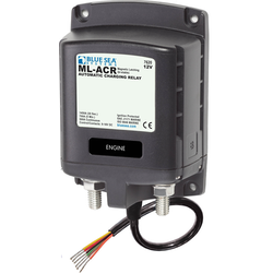 Blue Sea Systems 7620B - Skiljerelä 12 V 500A (exkl. 2146 switch)
