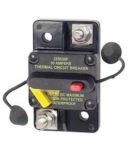 Blue Sea Systems 7181B - Automatsäkring 285 30A utanpåliggande montering.