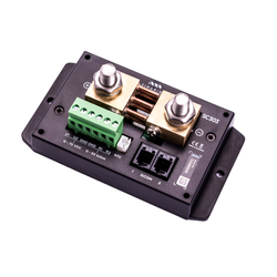 SIMARINE - SC303 shunt 1x 300A, 2x 0-75V, 3x resistiva (tank/temp)