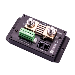 SIMARINE - SC503 shunt 1x 300A, 2x 0-75V, 3x resistiva (tank/temp)