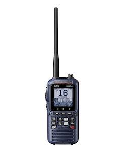 Standard Horizon - Flytande 6 Watt klass H DSC handhållen VHF med GPS, Blå
