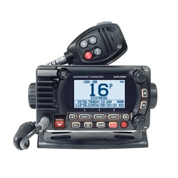 Standard Horizon - Stationär VHF med 25W, möjlighet till andra station och NMEA2000