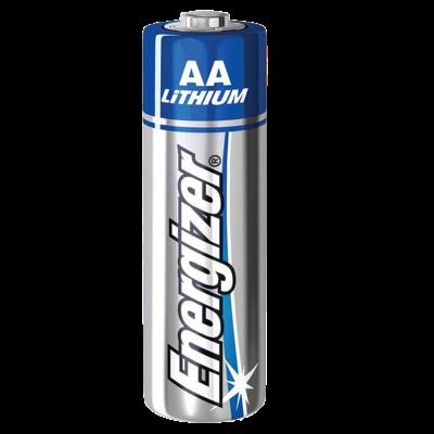 ACR - LiFeS2 AA-batterier, 2 st, datummärkta
