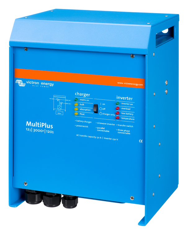 Victron Energy - MultiPlus 12/3000/120 120V VE.Bus