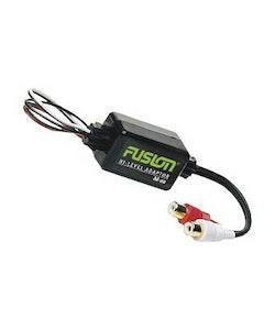 Fusion - Omformare hög till låg