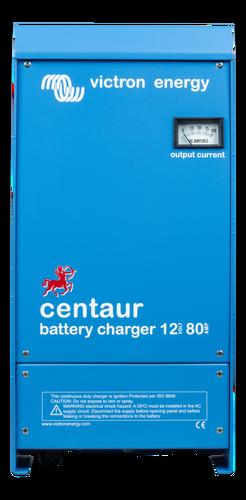 Victron Energy - Centaur batteriladdare 12V/80A 3 utgångar