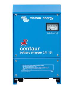 Victron Energy - Centaur batteriladdare 24V/16A 3 utgångar