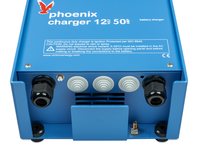 Victron Energy - Phoenix batteriladdare 12V/50A 2+1 utgångar