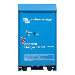 Victron Energy - Phoenix batteriladdare 12V/30A 2+1 utgångar