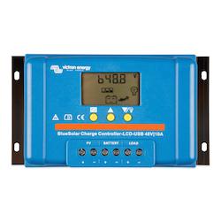 Victron Energy - BlueSolar PWM LCD&USB 48V-20A