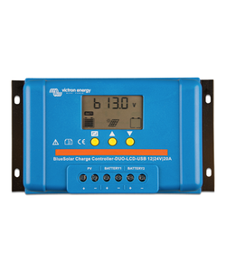 Victron Energy - BlueSolar PWM LCD&USB 12/24V-20A