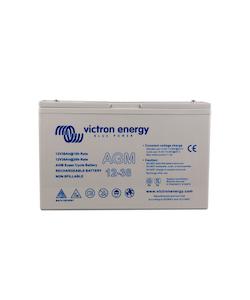 Victron Energy - AGM Super Cycle Batteri 12V/15Ah (Faston-tab 6.3x0.8mm)
