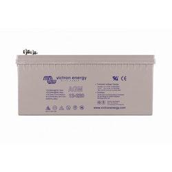 Victron Energy - GEL Batteri 12V/220 Ah CCA (SAE) 1100A