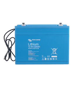 Victron Energy - Lithium Batteri 12,8V/200Ah Smart Bluetooth