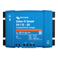 Victron Energy - Orion-Tr Smart Isolerad DC-DC-laddare 24/12-20A (240W)