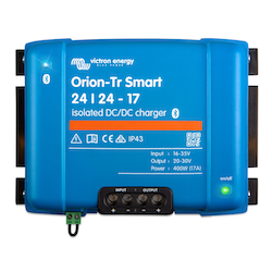 Victron Energy - Orion-Tr Smart Oisolerad DC-DC-laddare 24/24-17A (400W)