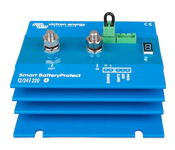 Victron Energy - Batteriskydd Smart 12/24V-220A
