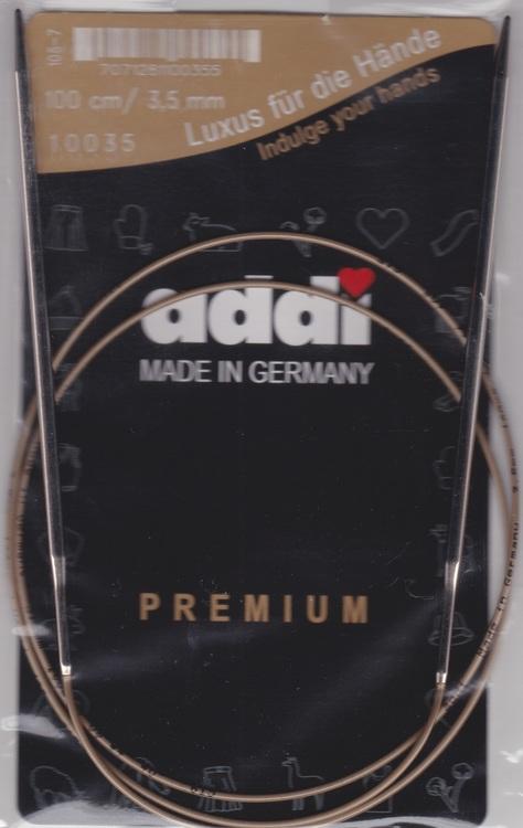 Rundstickor Addi Premium
