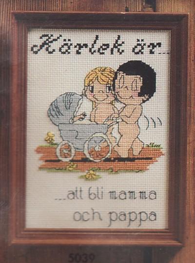 Kärlek är... föräldrar/förlovning