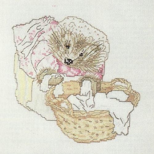 Beatrix Potter - igelkott