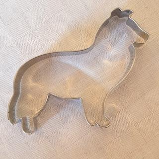 Kak-/tovningsform Hund