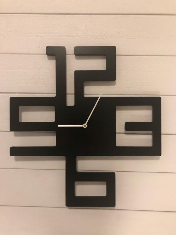 Vägg klocka modern
