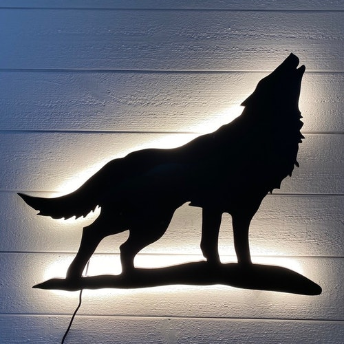 Wall light Wolf
