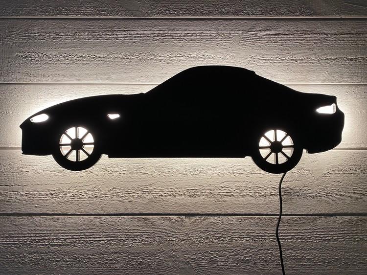 Vägglampa Bil Mazda Miata ND RF