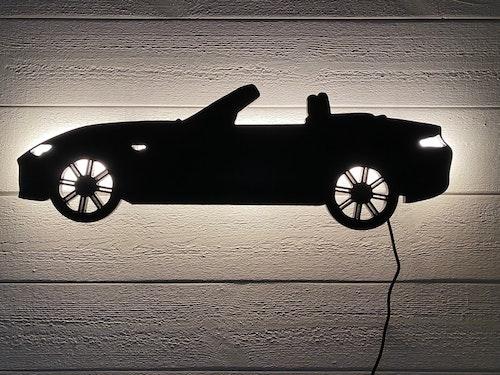 Vägglampa Bil Mazda Miata ND