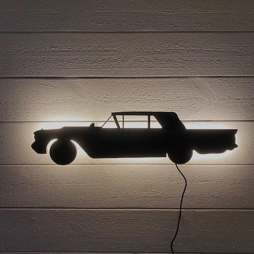 Vägglampa Bil Ford Thunderbird