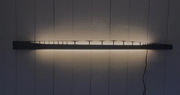 Vägglampa Ölandsbron