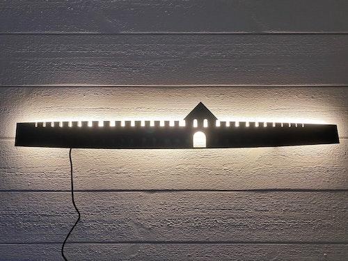 Vägglampa Eketorp