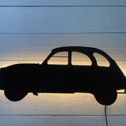 Vägglampa Bil Citroën CV2