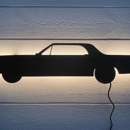 Vägglampa Bil Lincon 1964 cab