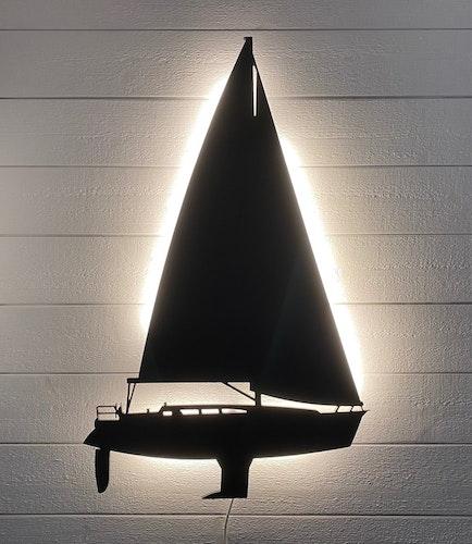 Vägglampa Segelbåt Jeanneau Sun Fast 40.3